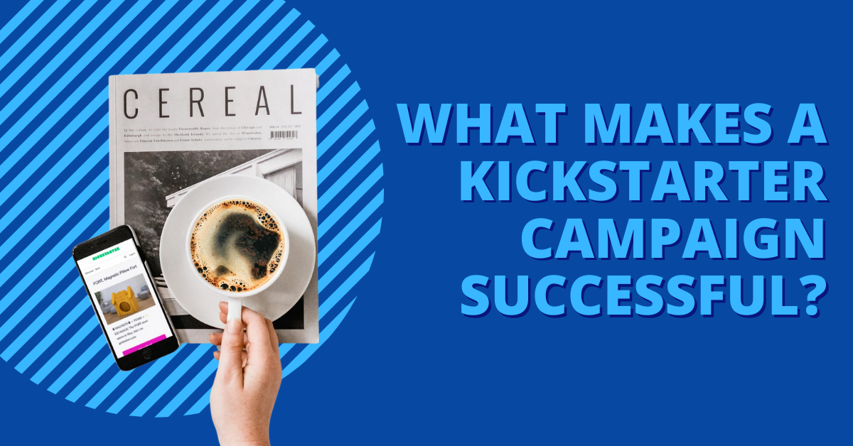 successful kickstarter infographic