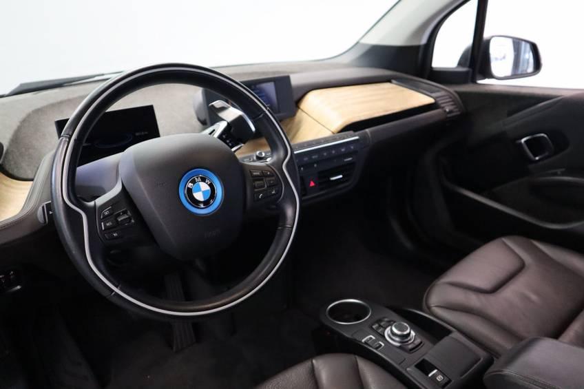 BMW i3 Basis Comfort Advance 22 kWh Marge Warmtepomp Navigatie Clima Cruise Panorama afbeelding 9