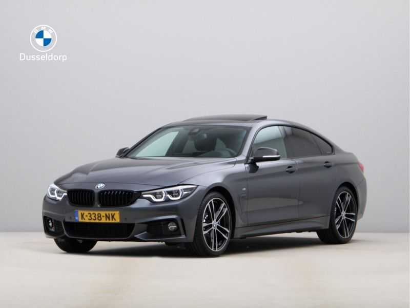 BMW 4 Serie Gran Coupé 430i High Executive M-sport