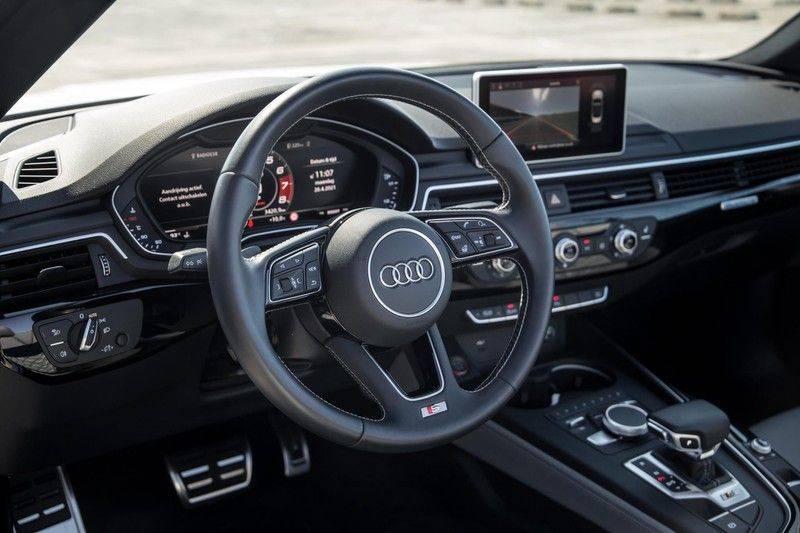Audi A5 Cabriolet 3.0 TFSI S5 quattro   354 PK   S-Line   B&O Sound   Assistentie City-Parking   S-Sportstoelen   Virtual Cockpit   Keyless-entry   Massage-Stoelen   afbeelding 23