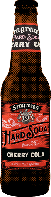 Seagram's Hard Soda Cherry Cola