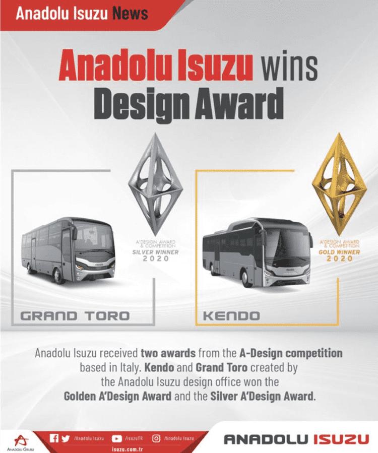 Ceny A'Design Award
