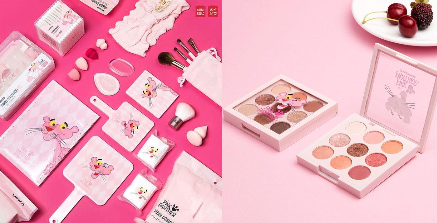 Pink Panther Cosmetics