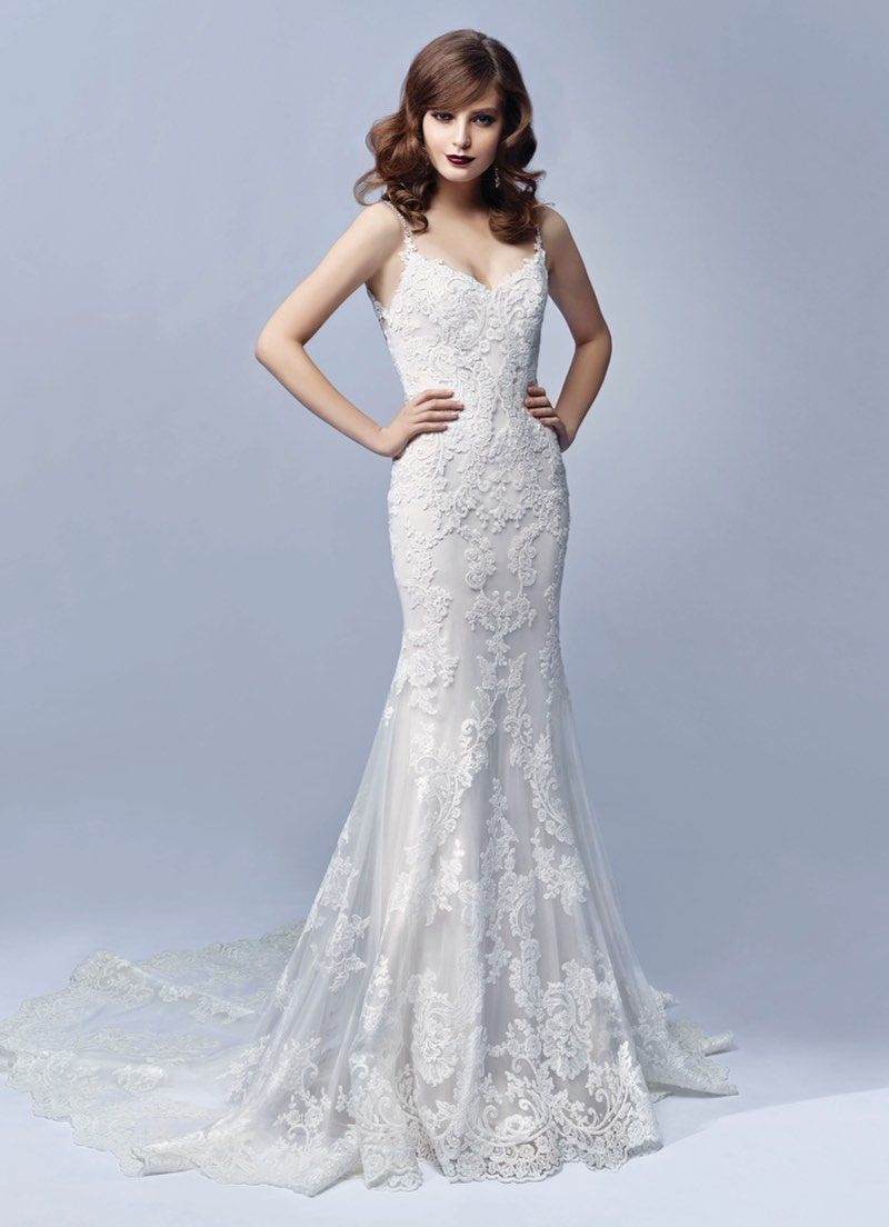 Modeca Edythe wedding dress