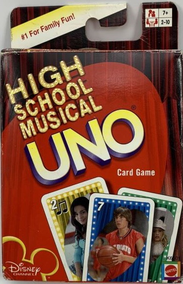 High School Musical Uno
