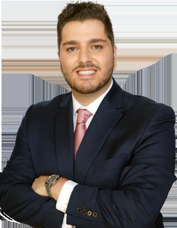 Arrash Fattahi, Attorney