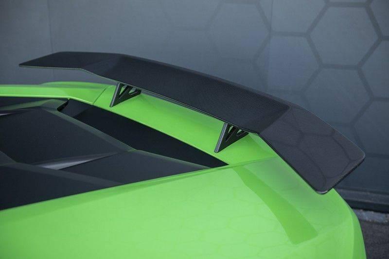 Lamborghini Huracan 5.2 V10 LP610-4 Blue Eye + Carbon Spoiler + LIFTING + Achteruitrijcamera afbeelding 14