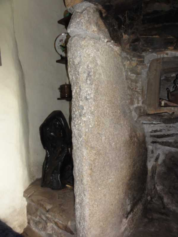 Fireplace with Cloam Oven