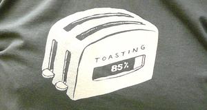 Toaster detail