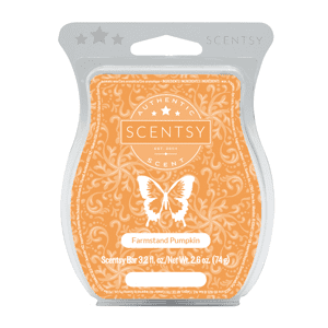 Picture of Farmstand Pumpkin Scentsy Bar
