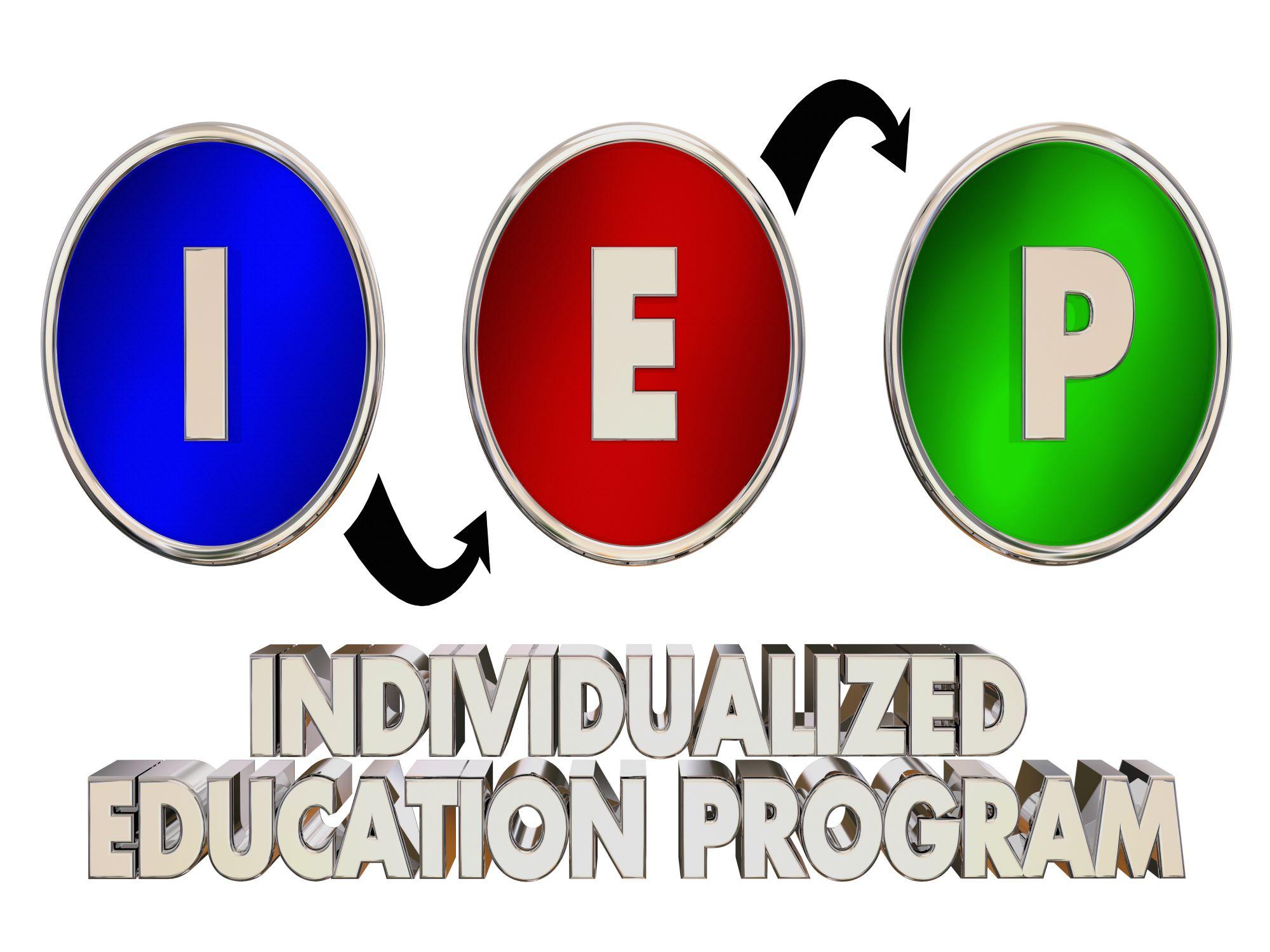 Individual Education Plan IEP