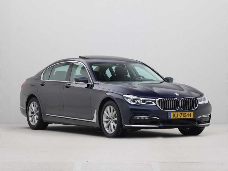 BMW 7 Serie 740Le PHEV High Executive Automaat afbeelding 9