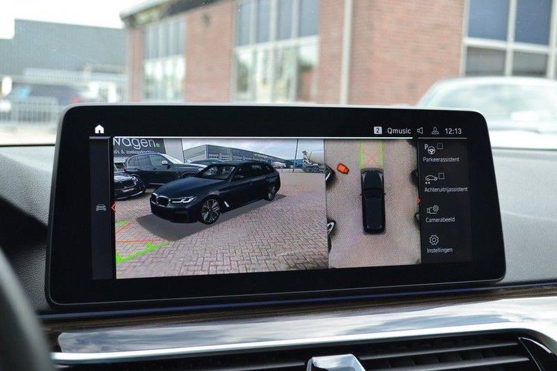 "BMW 5 Serie Touring 530d 286pk M-Sport Pano DA+ PA+ Laser 21"" Adp-drive HUD afbeelding 12"