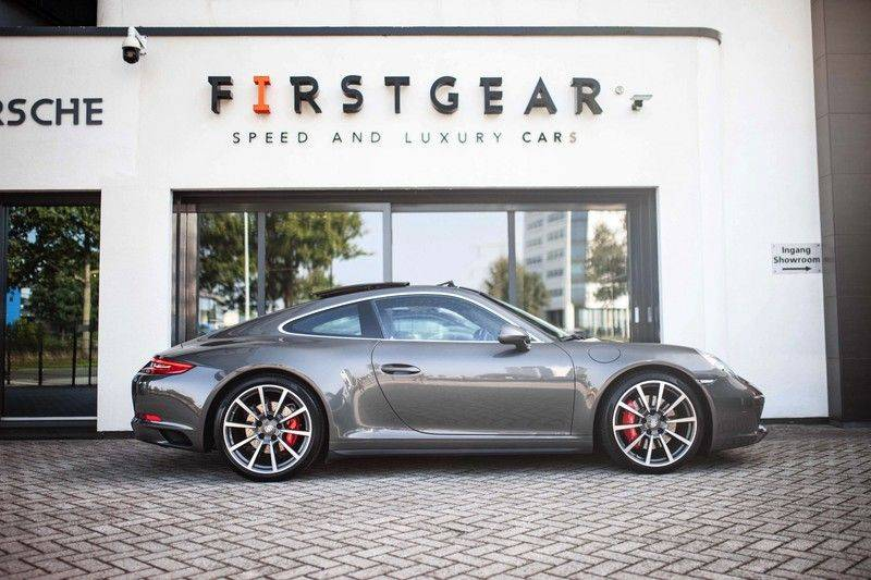 """Porsche 911 991 MKII 3.0 Carrera 4S *BOSE / Schuifdak / PDLS+ / Sport Chrono / 20"""" / Sportuitlaat* afbeelding 3"""