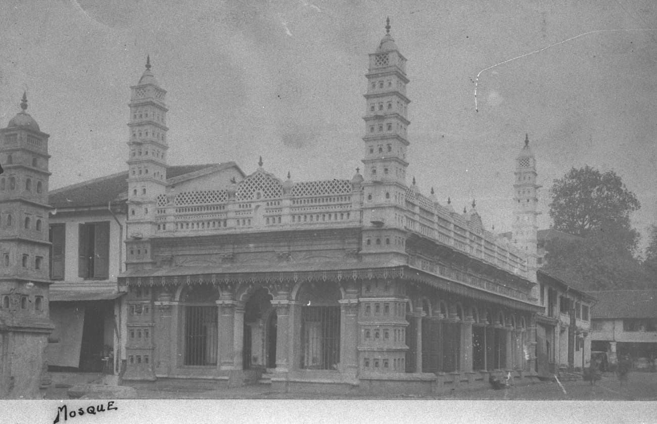 Nagore Durgha Shrine, 1880s