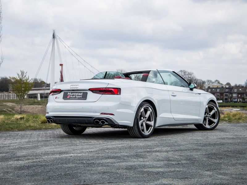 Audi S5 Cabriolet 3.0 TFSI S5 quattro Pro Line Plus 354PK | 2 x S-Line | Adapt.Cruise | Massage Stoelen | 360 Camera | afbeelding 9