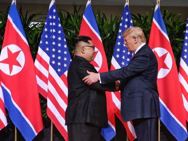 미북 2차 정상회담 가능성 높아…트럼프 대통령 언급