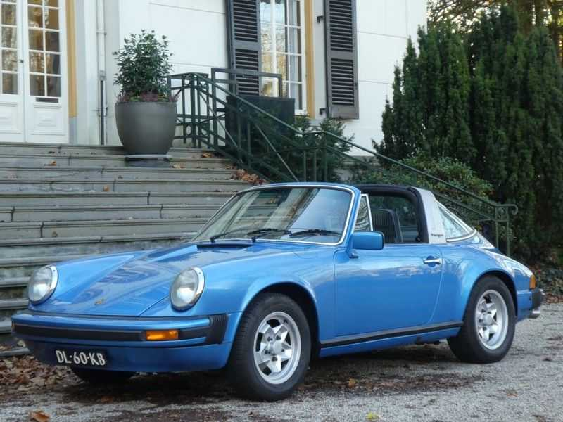 Porsche 911 3.0 SC Targa, Nederlandse auto, history compleet afbeelding 1