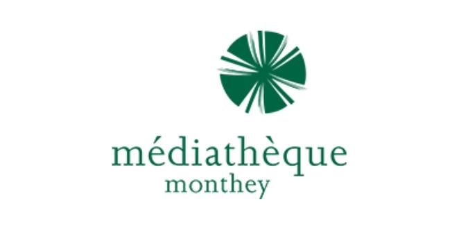 Logo Médiathèque de Monthey