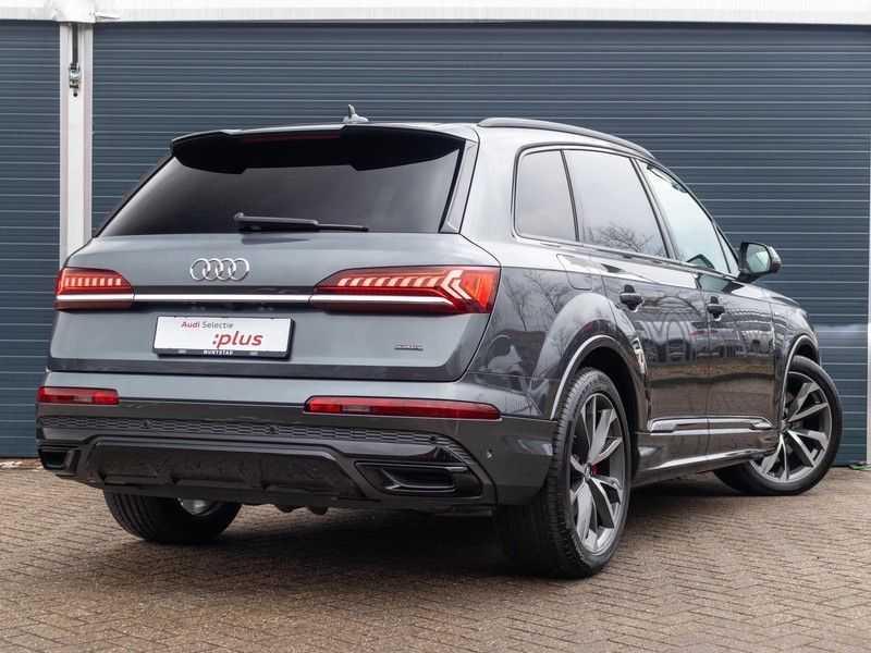 Audi Q7 60 TFSI e quattro Competition | Head Up Display | Assistentiepakket Tour/City | Pano.Dak | Stoelventilatie/Massage | S-Sportstoelen | Bose Premium Sound afbeelding 6