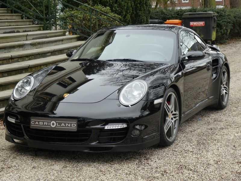 Porsche 911 3.6 Turbo afbeelding 8