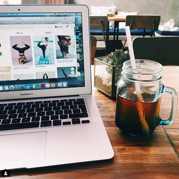 Margaux Roux : Freelance à Bali