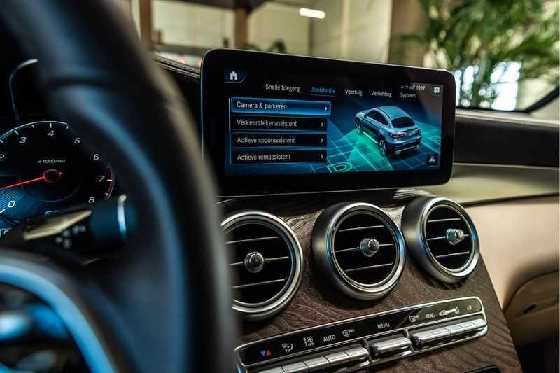Mercedes-Benz GLC Coupé 300 4MATIC AMG | Night pakket | Distronic | Memory |Sound systeem | Sfeerverlichting | Luxury interieur | Apple Carplay | afbeelding 12