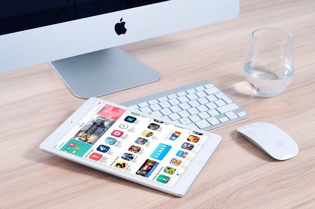 Web app and mobile app are highly profitable with high scalability