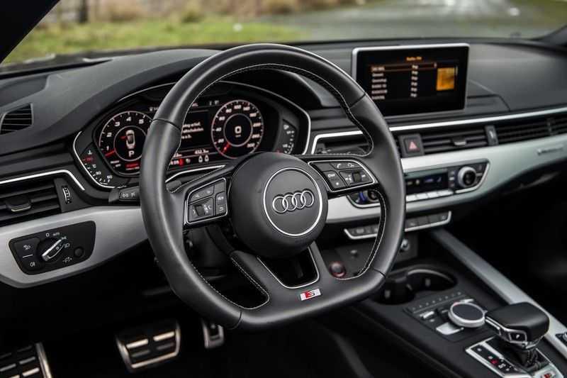 Audi A5 Cabriolet 3.0 TFSI S5 quattro | 354PK | Hoofdruimte verwarming | Trekhaak | Virtual Cockpit | Matrix LED | Camera afbeelding 12