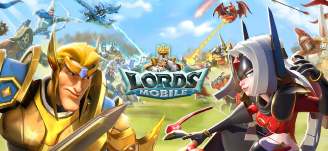 Download the All New Lords Mobile Apk Mod For Free and Play Forever