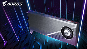 GIGABYTE Announces The 2 TB AORUS Gen4 AIC SSD