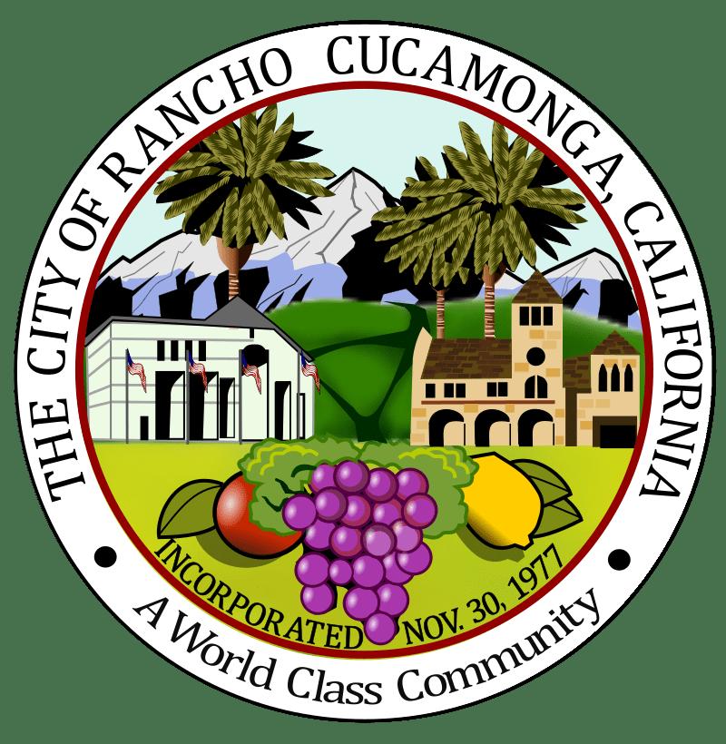 logo of City of Rancho Cucamonga