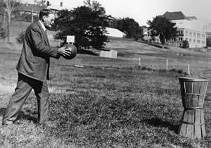 Dr. James Naismith Basketball Inventor