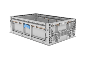 Collapsible Containers for Manufacturing