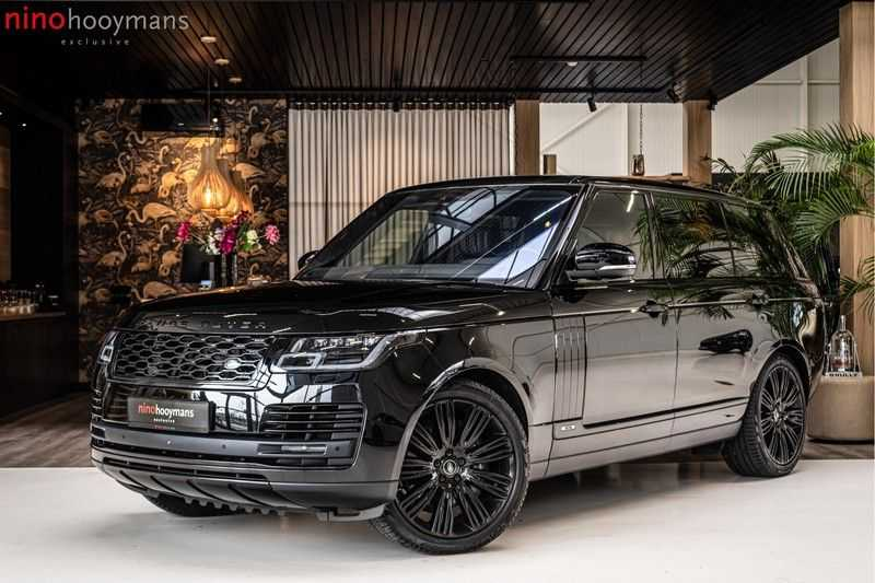 Land Rover Range Rover 5.0 V8 SC LWB Autobiography | Black Pack | Long Wheel Base | Massage | Panorama | Meridian Surround | Drive Pro Pack