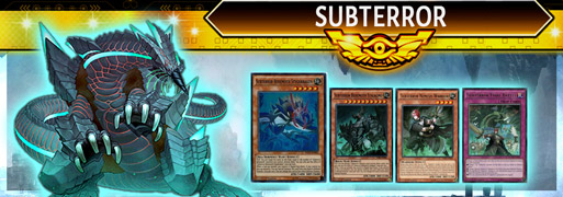 Introduction to Subterror | Duel Links Meta