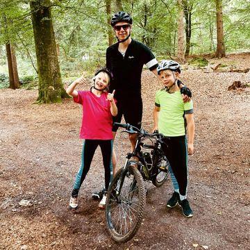 insta: Nog een lekker dagje op de fiets/MTB
