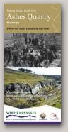 One of the self-guided leaflet walks in the North Pennines  » Click to zoom ->