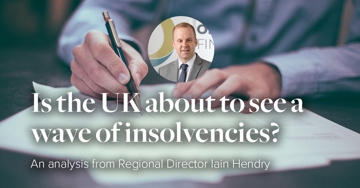 Will the UK see a wave of insolvencies