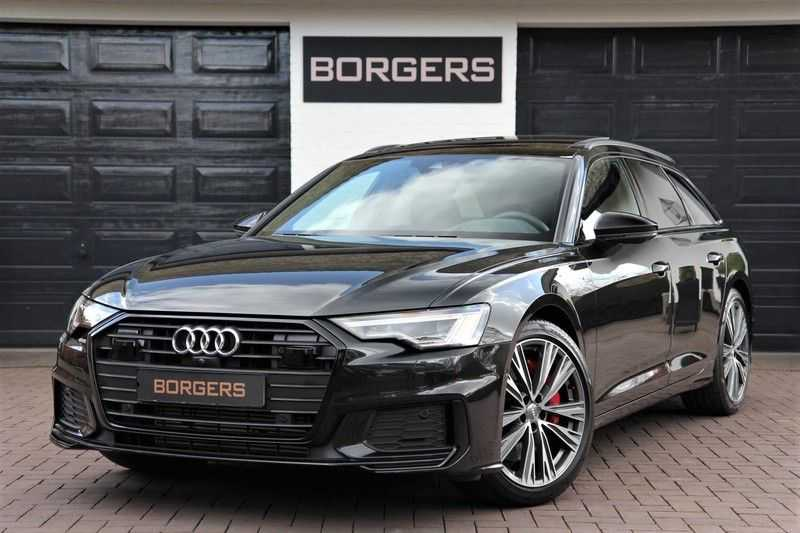 Audi A6 Avant 55 TFSIe Competition PANO.DAK+TOPVIEW+HEAD-UP afbeelding 1