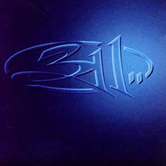 311 self titled album cover