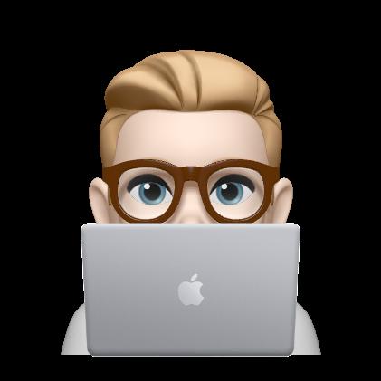 Niklaus Gerber MEMOJI MacBook