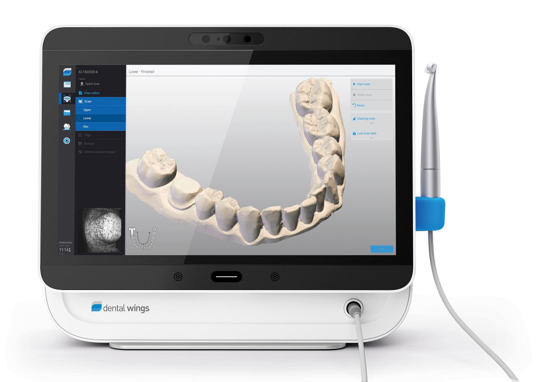 Studio Dentistico Riccardi Lodi - Scanner Intraorale