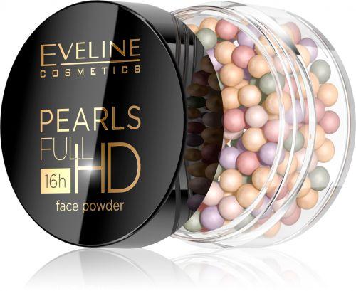 EVELINE PEARLS FULL HD púder CC színes gyöngyök