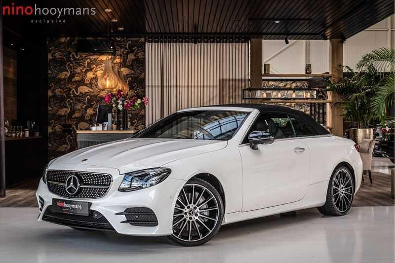 Mercedes-Benz E-Klasse Cabrio 350 AMG | Carbon | Burmester | 360º | Night pakket