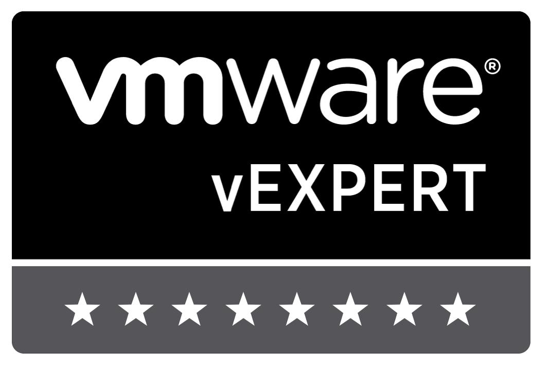 VMware vExpert starts