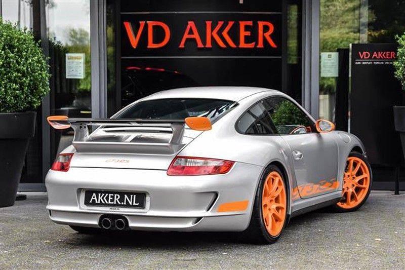 Porsche 911 GT3 RS CARBON SCHAALSTOELEN+ROLKOOI afbeelding 2