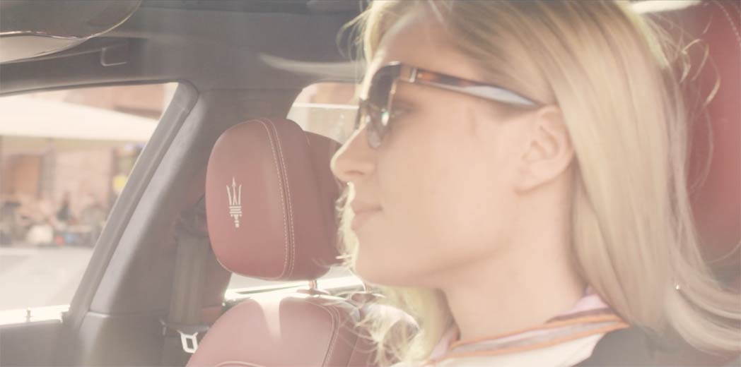 Elisabetta Cavatorta Stylist - Maserati