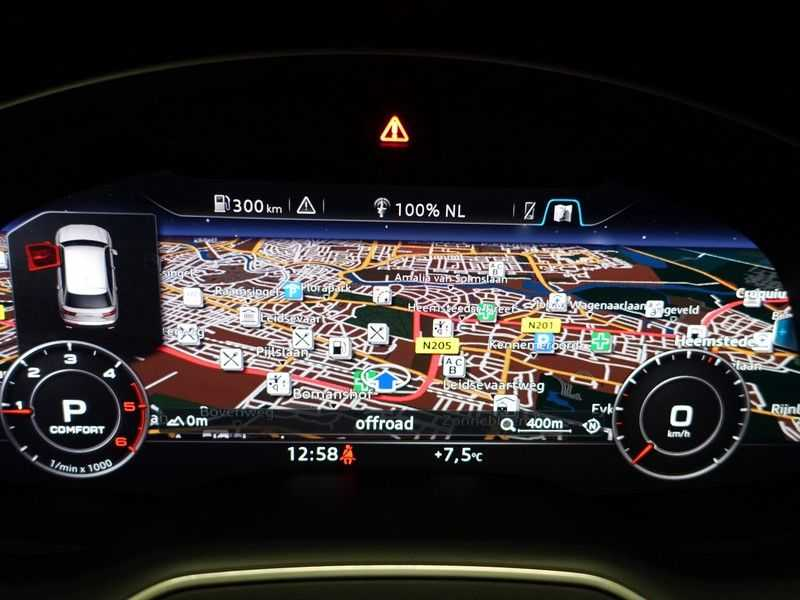 Audi Q7 3.0 TDI (SQ7) 300PK Quattro S-Line 7pers Autom- Pano, Virtual Cockpit, Bose, Head-up, Full! afbeelding 3
