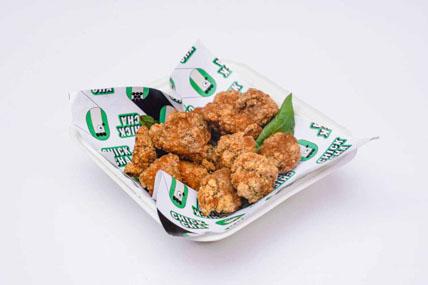 ChickCha - Chicken - Popcorn chicken with basil